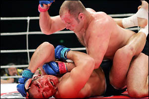 fedor first loss