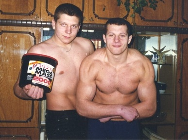 Old-Emelianenko-Brothers