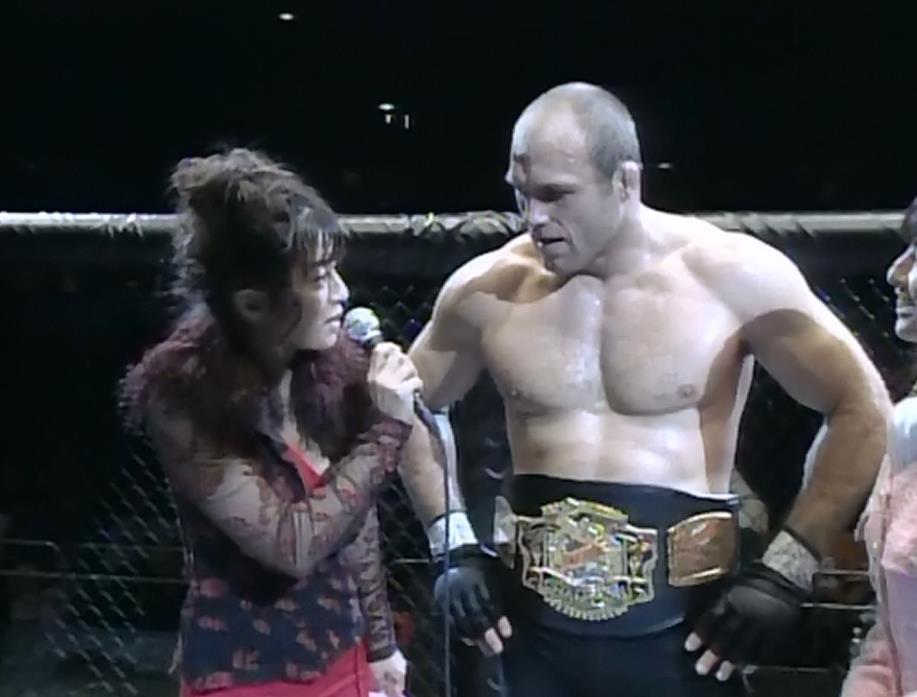 history of ufc title stripping