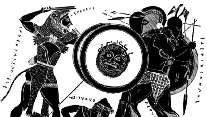 Heracles Olympic god