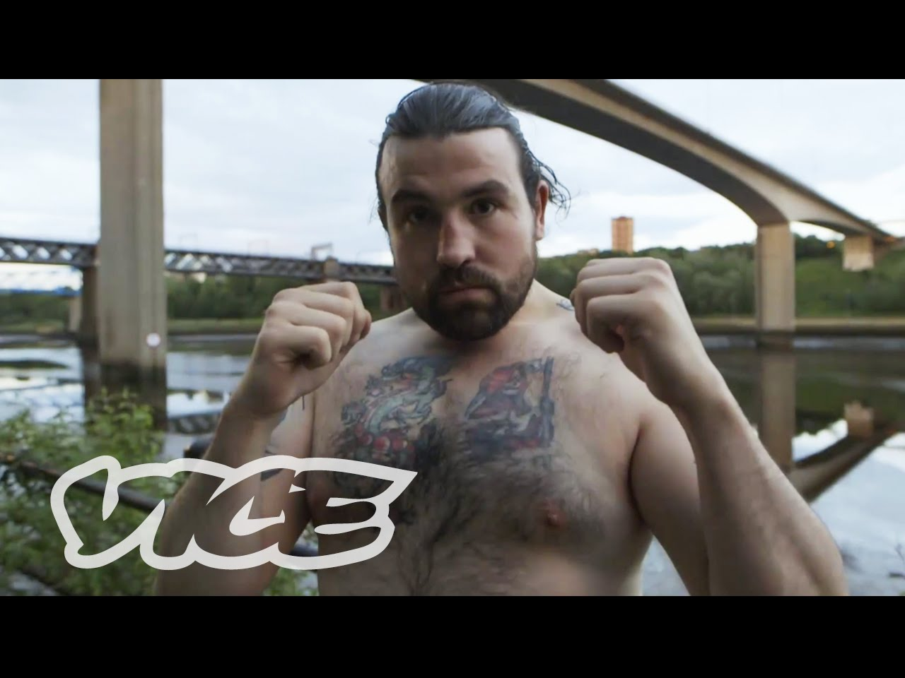 Underground Bare Knuckle Boxing