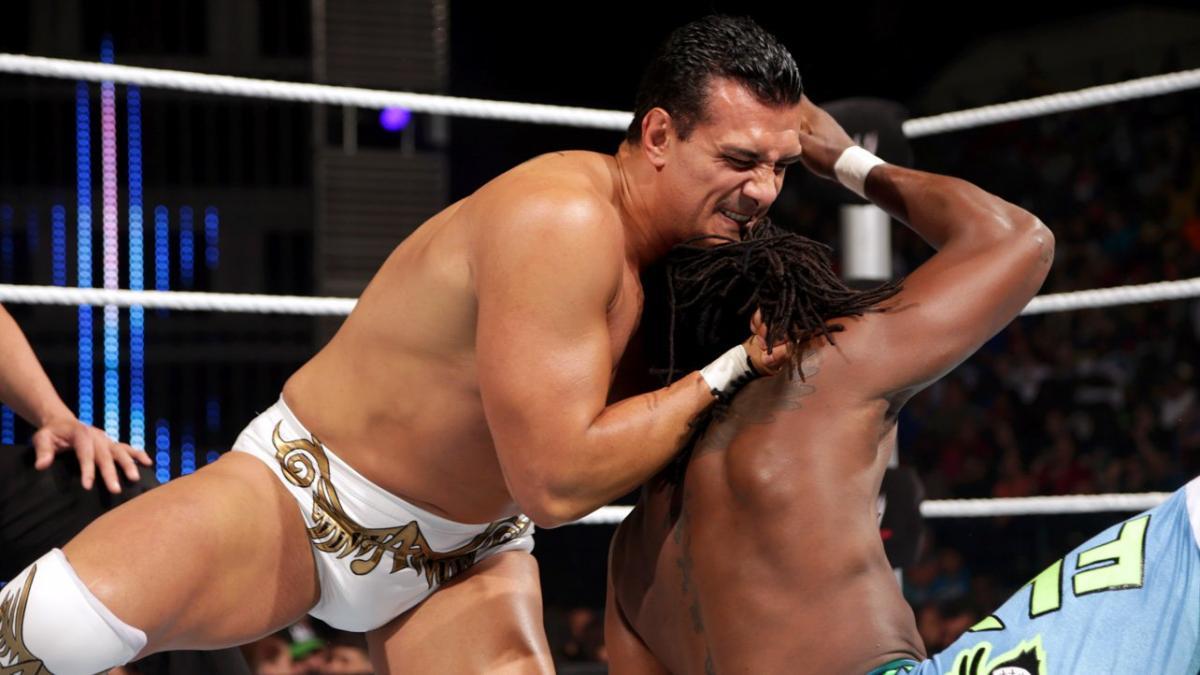 Del Rio crossover from wrestling to MMA